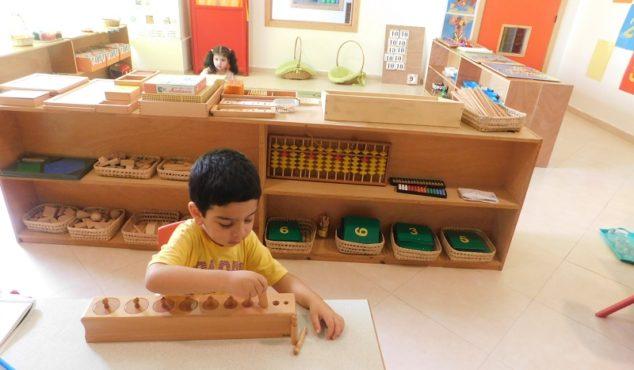 Classe Montessori